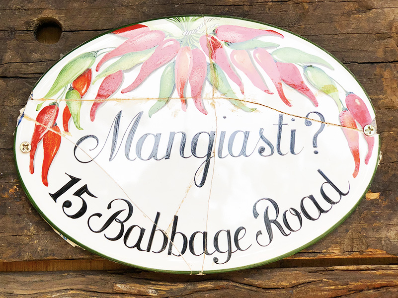 Mangiasti? Southern Italian Cuisine in Roseville Chase